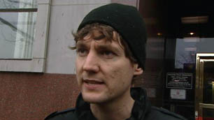 David Eby of the B.C. Civil Liberties Association says the crackdown seems to be an attempt to clean up the Downtown Eastside before the Olympics.