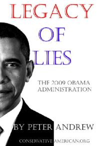 New Obama Book: Legacy of Lies!