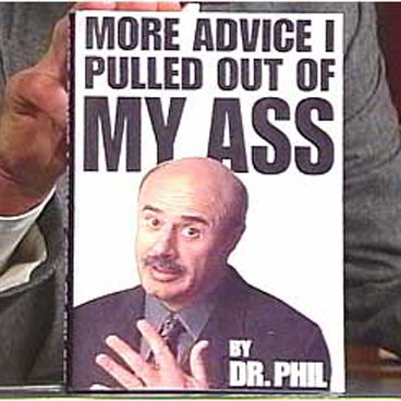 One of the not-so-best-selling Dr. Phil books.
