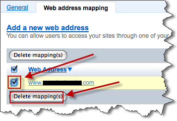 Another blog is already hosted at this address ERROR in Blogger Custom Domain Creation