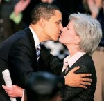 Obama and Sebelius Can Smooch - But Can't Get You the Flu Shot!
