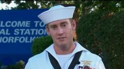 Navy SEAL Matthew McCabe