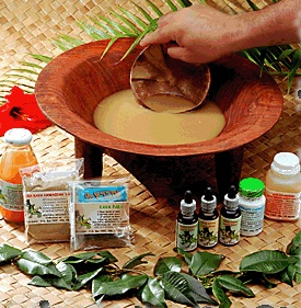 kava herbal remedies and social occasion
