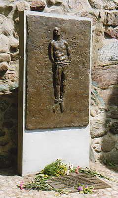 Denkmal für Deserteure und Verweigerer in Bernau
