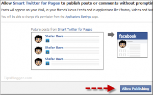 How to Add your Tweets to a Facebook Page's Wall Automatically