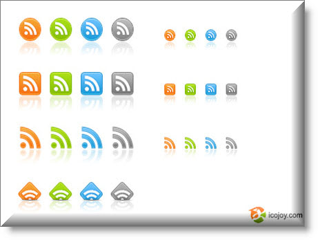 Free RSS Feed Subscription Icon Sets-3
