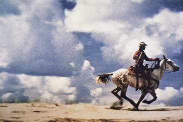 Richard Prince Cowboy series