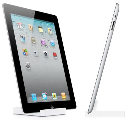 iPad Two.
