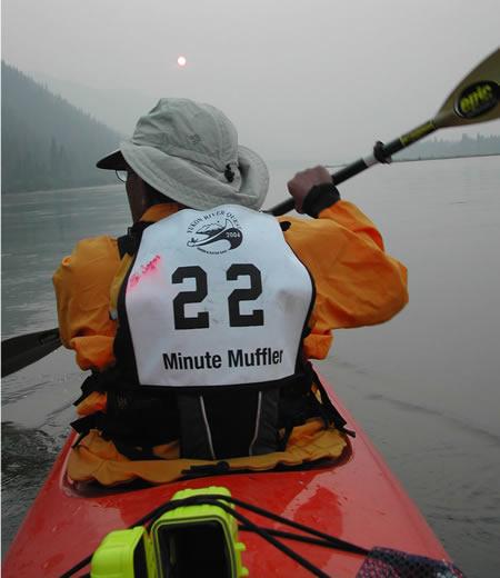 Yukon River Race 5
