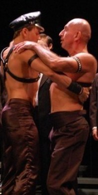 Leather Dancers