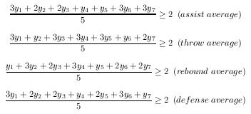 Equations 16-19