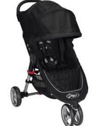 Baby Jogger City Mini Stroller Review - Black/Dove