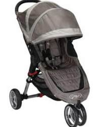 Baby Jogger City Mini Stroller Review - Sand/Stone