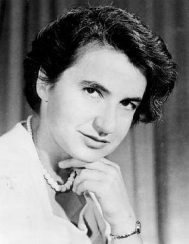 Rosalind Franklin used X-ray crystallography t...