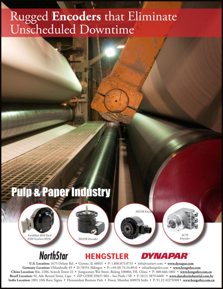 pulp and paper brochure