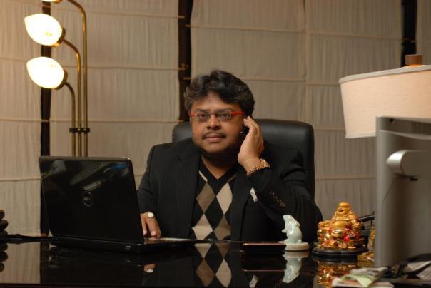 Rajendra Khetan from Khetan group