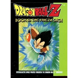 Book 2: The Frieza Saga