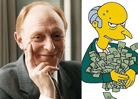 Neil Kinnock Politician former labour party leader.