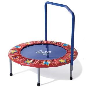 Pure Fun 36 inch Kids Trampoline