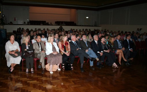 Audience at the 2011 UNHMD Commemoration Ceremony