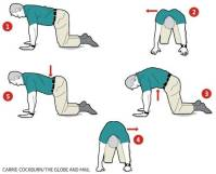 Warm up for your golf or tennis match