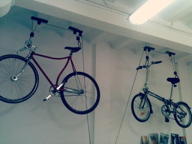 Fahrräder Barcelona Johanna Voll