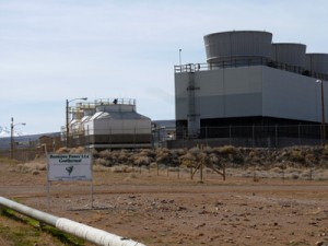 Geothermal energy in Nevada: Beowawe geothermal power plant