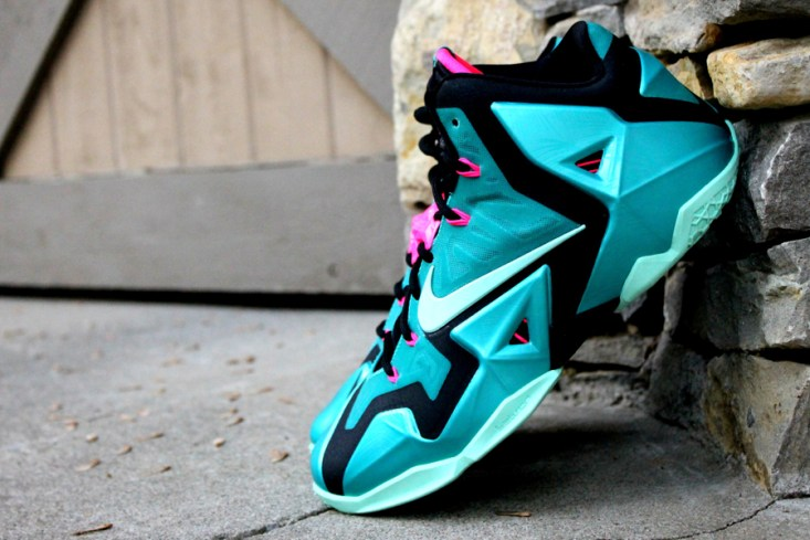 Lebron 11 South Beach 2