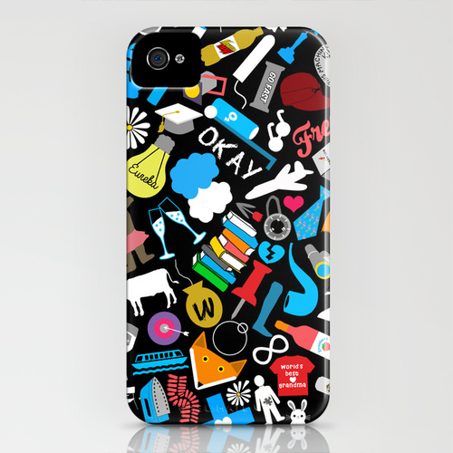 So I couldn't decide which John Green Phone Casedesign I liked best, so I made a mix of all of them!<br /><br /><br /> Ordering this for myself right now, will make sure to post a photo when I get it!<br /><br /><br /> Thinking of finding somewhere else to get them made, maybe somewhere a bit cheaper? $35 +postage seems a bit steep to me? (I'm generally a cheapskate though)<br /><br /><br /> But yeah, I quite like this design…<br /><br /><br /> If anyone wants a custom design made, I'm more than happy to oblige :)