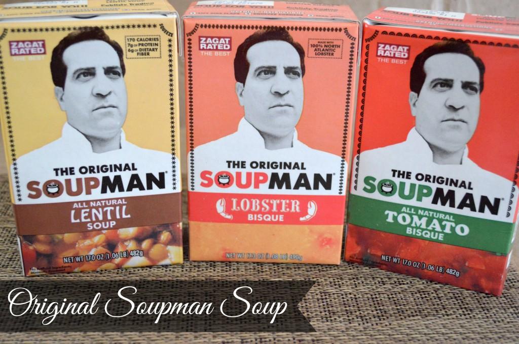 Original Soupman Soup