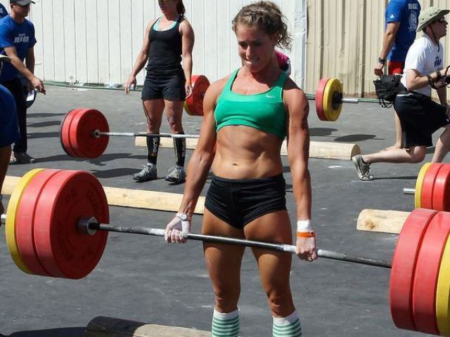 Think dead lifts are just for guys?
