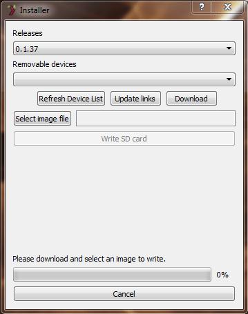 RASPLEX Install