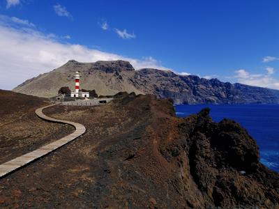 Leuchtturm auf Punta de Teno
