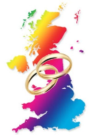 gay marriage, uk
