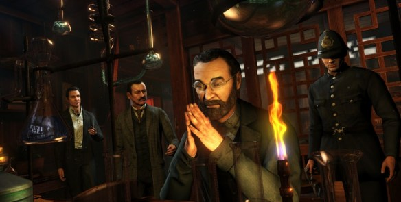 xbox news main playstation news main pc 2 features 2 Sherlock Holmes: Crimes And Punishments Review