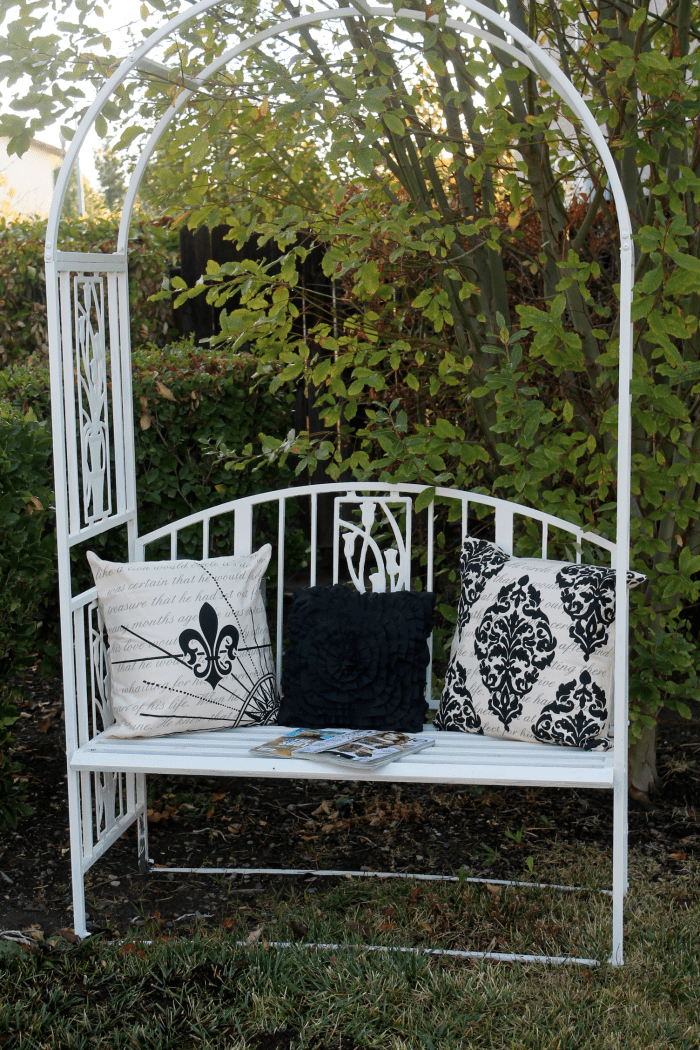 Outdoor Reading Nook