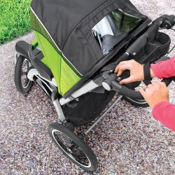 Chicco TRE Performance Jogging Stroller 8