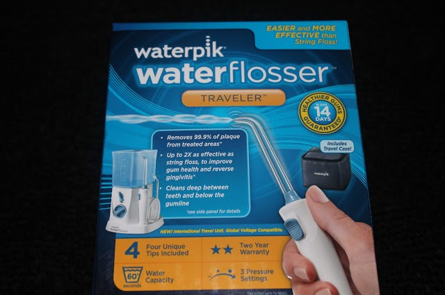 Waterpik-300 Traveler Water Flosser
