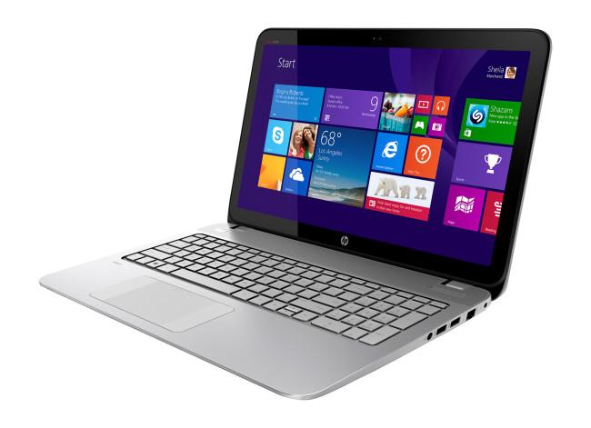 "HP ENVY TouchSmart 15.6"" Touch-Screen Laptop"