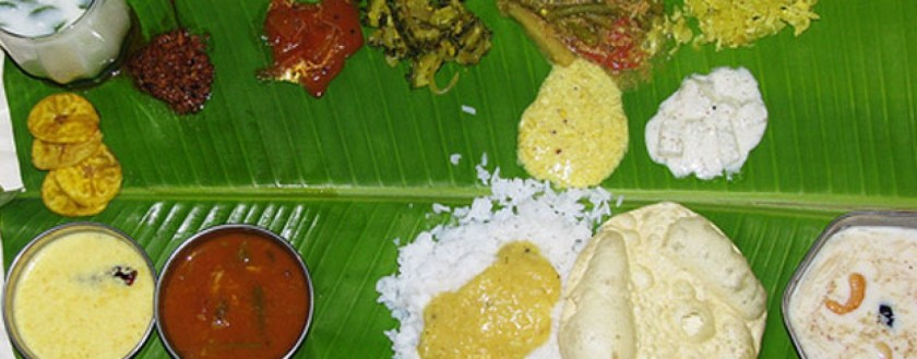 This is why people in kerala eat by hand