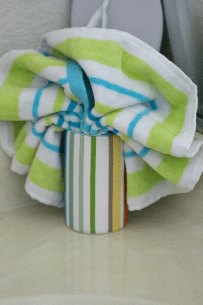 Cute Hand Towel Idea