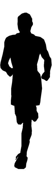 silhouette_man_jogging