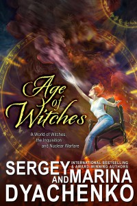 Age of Witches, Cover of 2014 Kindle edition