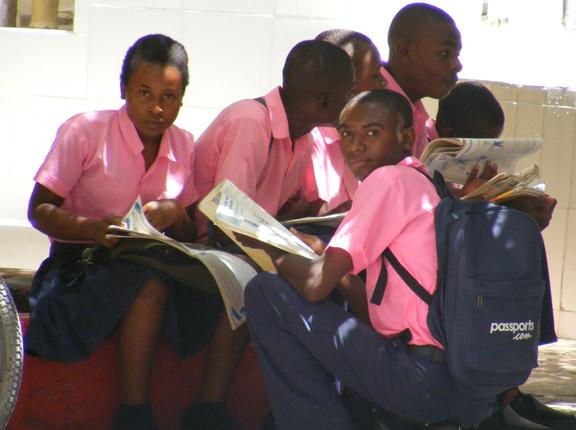 Olimpiada Solidaria del Estudio, Haití