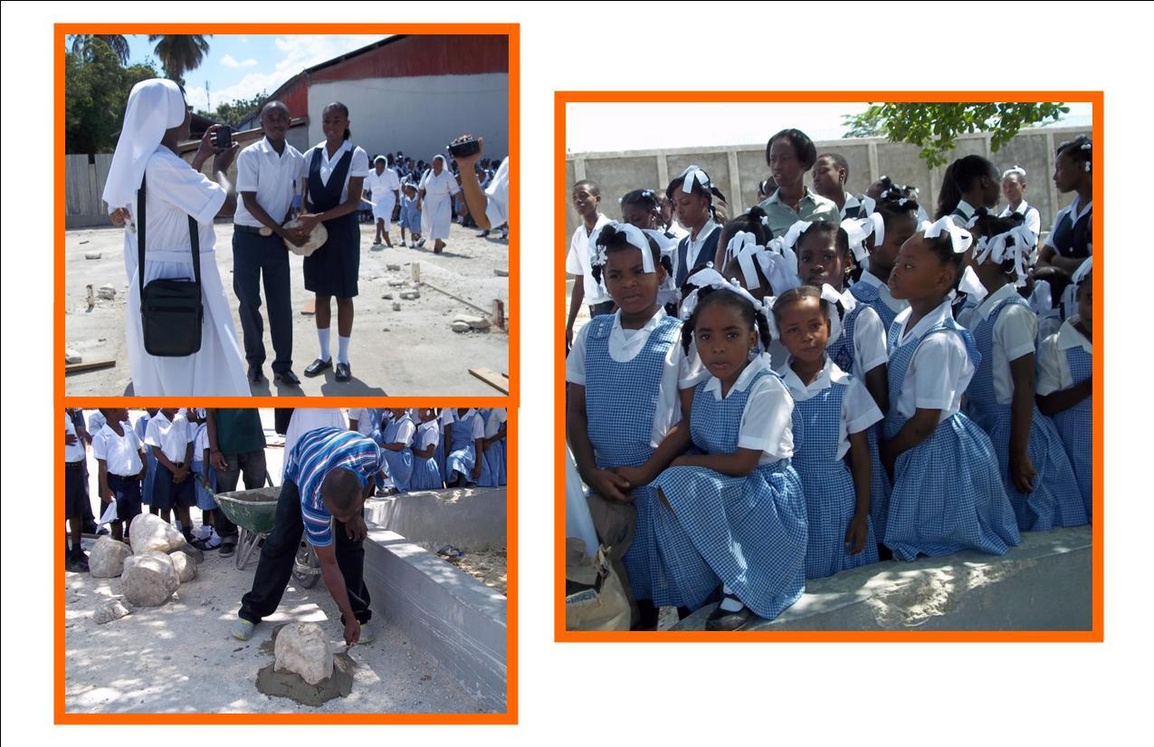 Olimpiada Solidaria de Estudio, Haití
