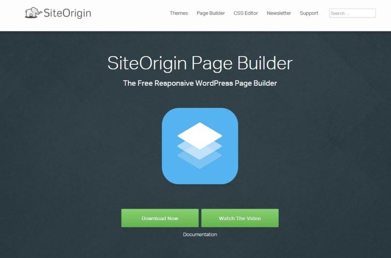 Page Builder | Herramientas para WordPress