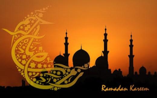 Happy Ramadan Mubarak 2018