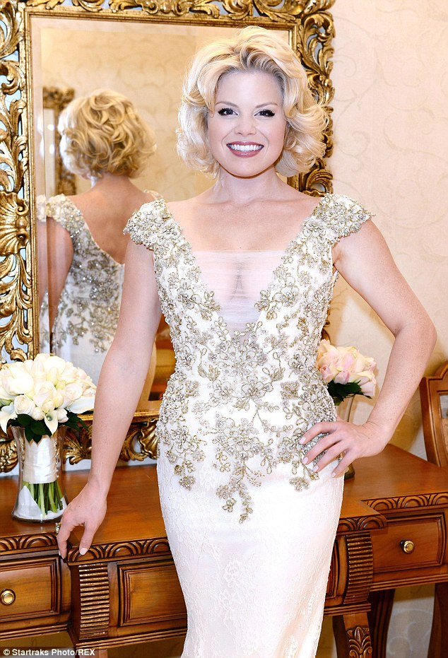 Megan Hilty's Vegas wedding to Brian Gallagher