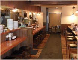 東京 竹の塚 ラーメン|魚出し和風炊き出しスープ 武藤製麺所 こだわりの一品 『わんたん鶏塩めん』 画像2