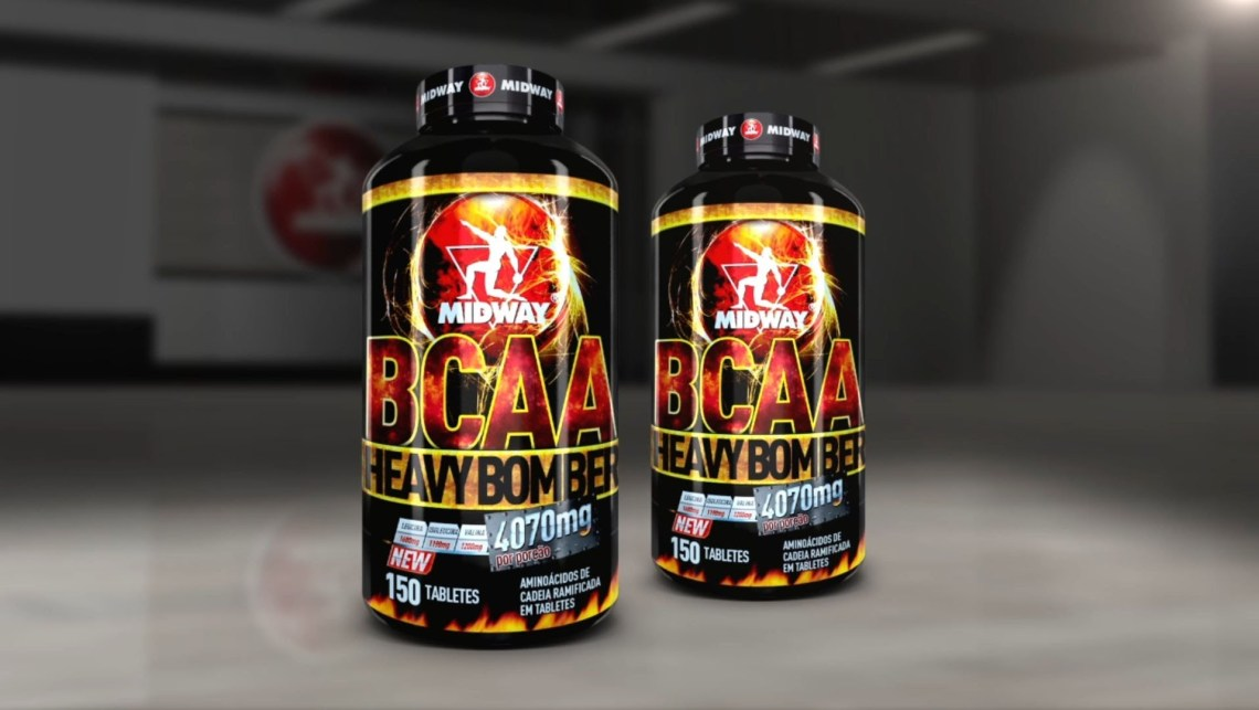 suplementos para ganhar massa muscular - BCAA
